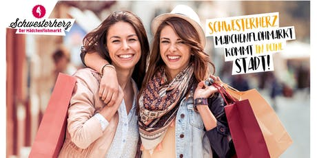 Schwesterherz Mädchenflohmarkt I Gießen tickets