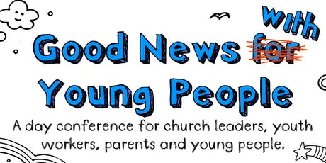 Good News With Young People - Training Day tickets