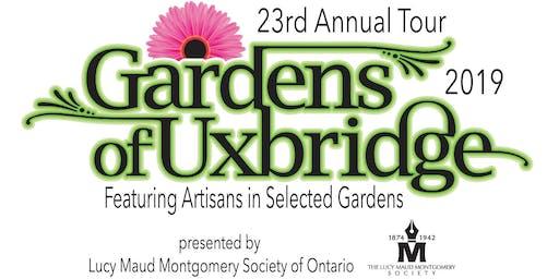 Gardens of Uxbridge 2019 Garden Tour