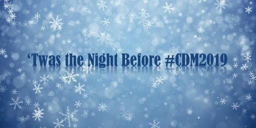 'Twas the Night Before #CDM2019