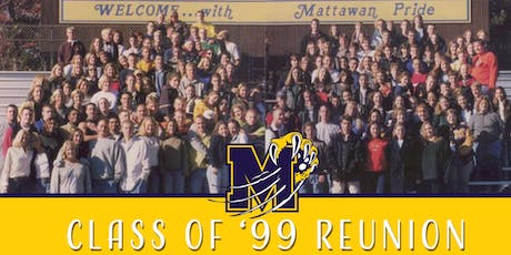 Mattawan HS Class of '99 - 20 Year Reunion tickets