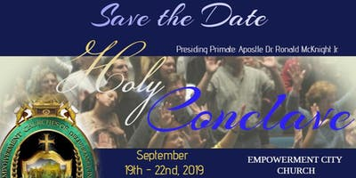 Holy Conclave 2019