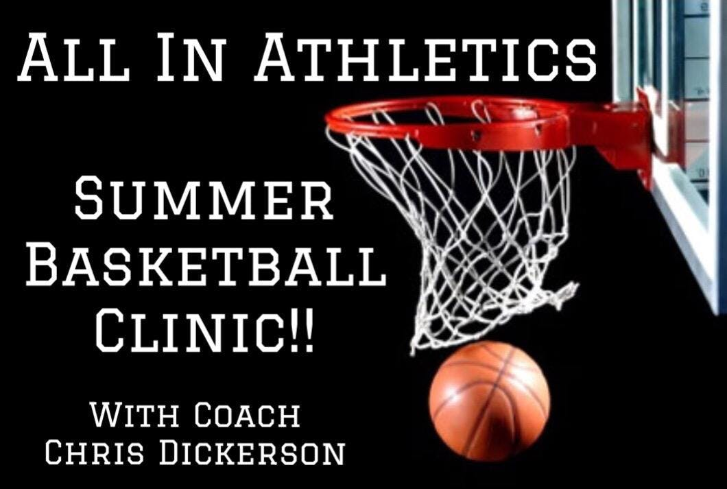 All In Athletics Summer Basketball Clinic
