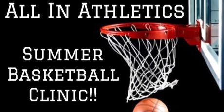 All In Athletics Summer Basketball Clinic tickets