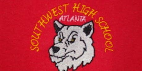 Southwest Atlanta High School Class of 1973  3rd Annual Golf Tournament tickets