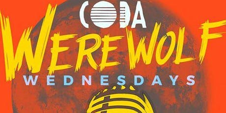 Werewolf Wednesdays Open Mic tickets