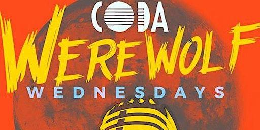Werewolf Wednesdays Open Mic