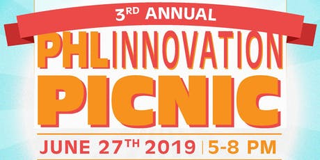 PHL Innovation Picnic tickets