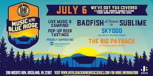Music In The Blue Ridge w/Badfish - A Tribute to...