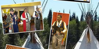 Chief Leonard Anthony  Navajo (Dine)