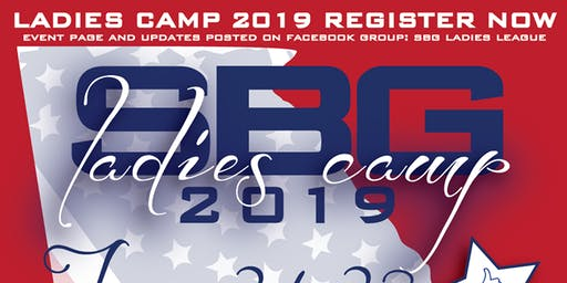2019 SBG Ladies Camp, Athens Georgia