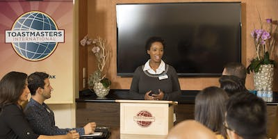 Peacock Toastmasters: Come Learn Public Speaking!