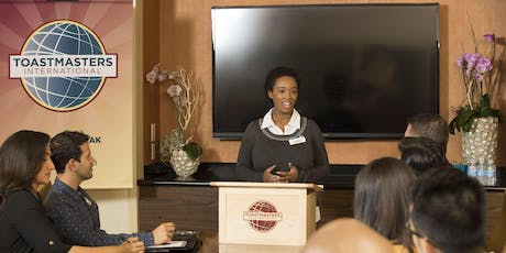 Peacock Toastmasters: Come Learn Public Speaking! tickets