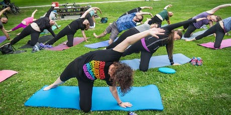 Wed Yoga By the River tickets