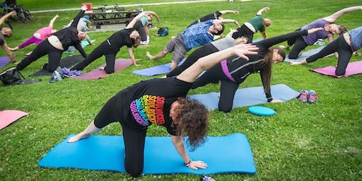 Wed Yoga By the River