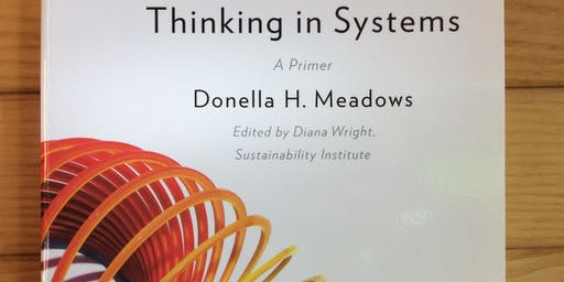 Spring fling Book Sale! Thinking in Systems