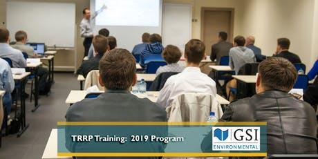 GSI TRRP Training 2019 tickets