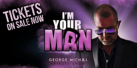 George Michael Tribute Show - Glasgow (Bank Holiday) tickets