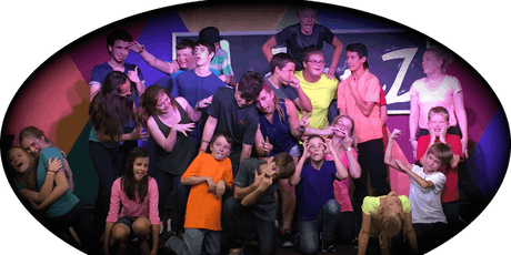 Youth and Teen Improv Summer Camp - July 2019 tickets