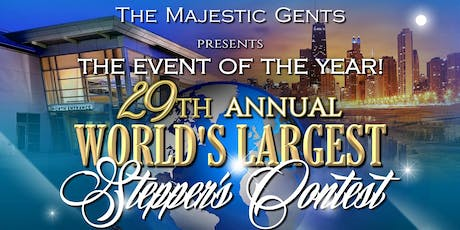 29th annual World's largest steppers contest tickets