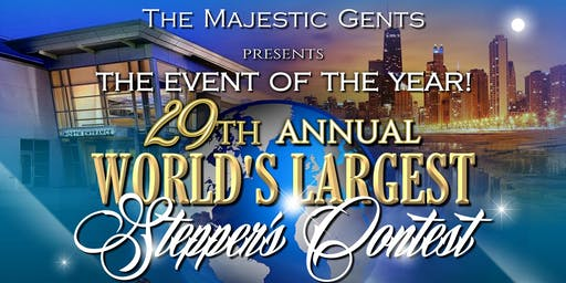 29th annual World's largest steppers contest