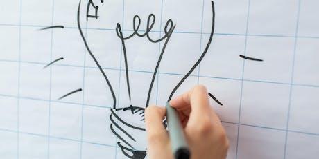 Facilitation visuelle - Sketchnoting en formation ou en réunion billets