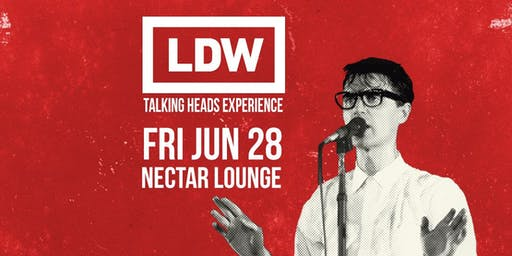 LDW (Talking Heads Tribute) with The Jauntee, Tryin'