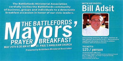 Battlefords Ministerial Association Mayor\
