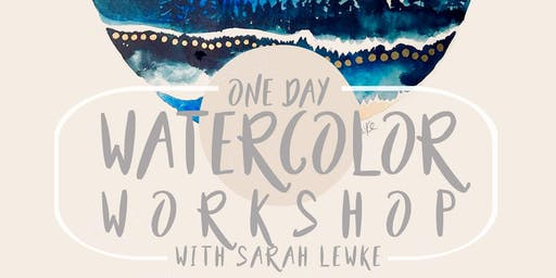 One Day Watercolour Workshop