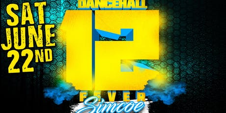 Dancehall Fever 12  tickets