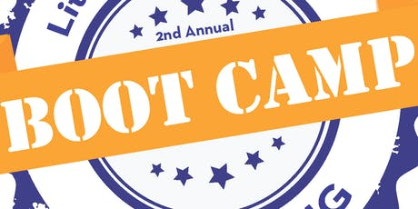2nd Annual LHS Boot Camp tickets