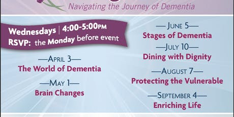 Unforgettable Series - Navigating the Journey of Dementia tickets