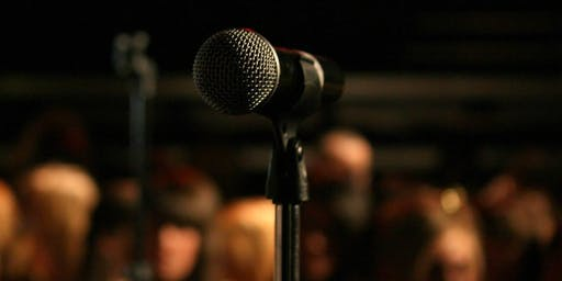 Present Like No-One's Watching: Public Speaking Skills