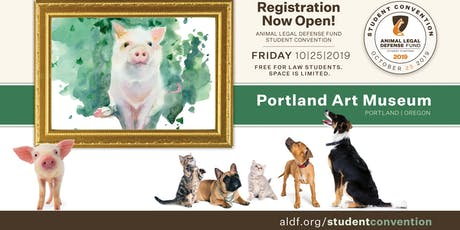 Animal Legal Defense Fund's Student Convention 2019 tickets