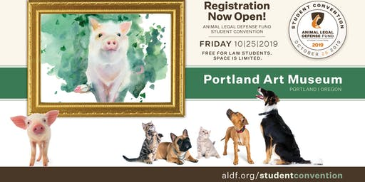 Animal Legal Defense Fund's Student Convention 2019