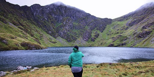 Sponsored walk at Cadair Idris for Braich Goch