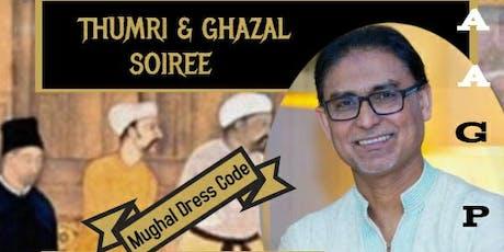Thumri & Ghazal Soiree  tickets