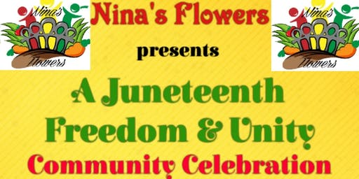 Juneteenth Freedom & Unity Celebration