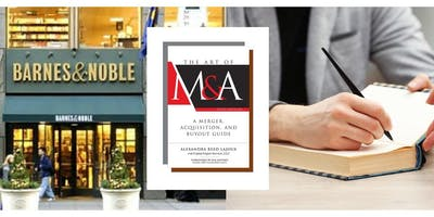 The Art of M&A Book Signing, 5th Edition published by McGraw-Hill Education