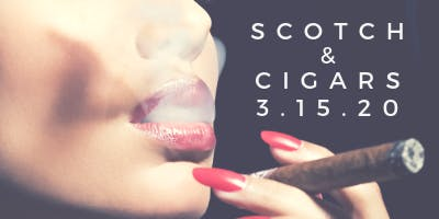 3rd Annual Scotch & Cigars - 30+ Speed Dating