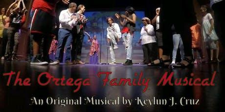 The Ortega Family Musical Comes To Atlanta! tickets