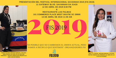 Presentación del Festival Internacional de Savannah 2019
