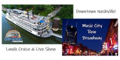 Nashville - General Jackson Showboat Lunch Cruise