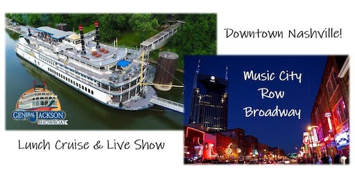 Nashville - General Jackson Showboat Lunch Cruise