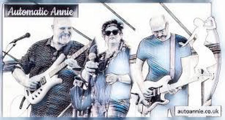 MOJO BLUES: Automatic Annie Electric Blues Band,and Dogfinger Steve