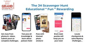 Jackson Hole Scavenger Hunt - Classic (Available...