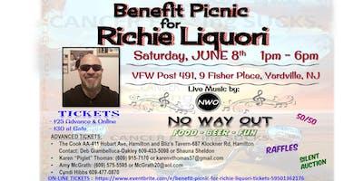 Benefit Picnic for Richie Liquori