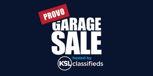 KSL Classifieds Provo Garage Sale
