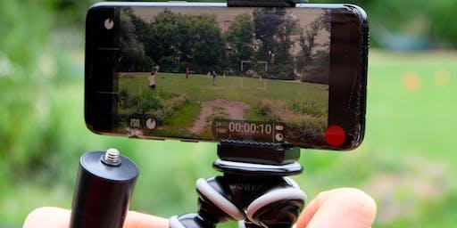 Smartphone Video Coaching