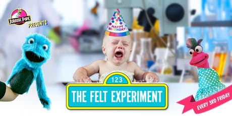 The Felt Experiment tickets